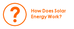 How Does Solar Energy Work_Icon
