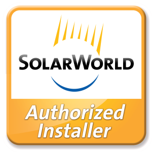 SolarWorld_2013 Authorized Installer_Logo